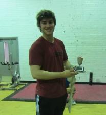 Ian - Alarm Trophy